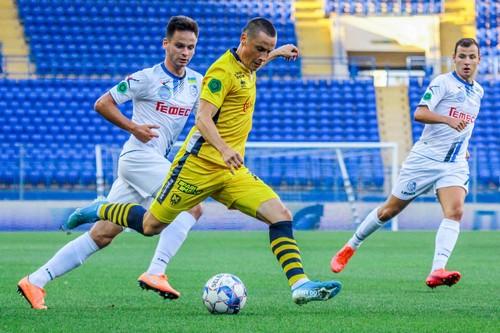 Харьковские футболисты обманулись в своих дерзких чаяниях (видео)