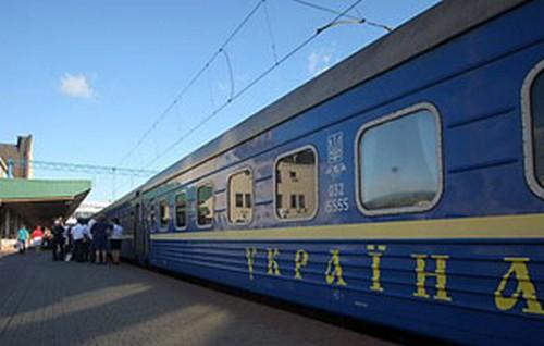 Пассажиры устроили дебош в харьковском поезде