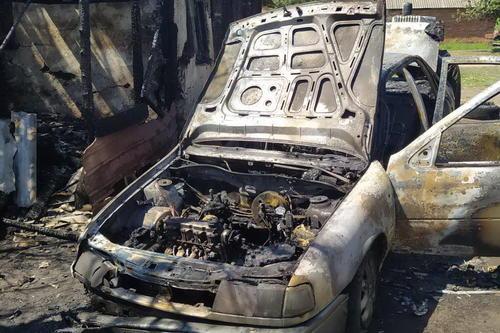 В Харьковской области мужчина лишился имущества (фото)