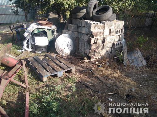 Гибель мужчины в Харьковской области: стала известна причина взрыва (фото)