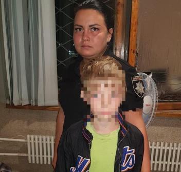 Стало известно, что произошло с мальчиком, пропавшим в Харькове