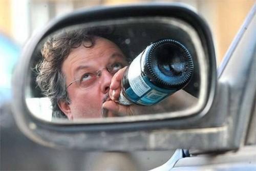 Опасного водителя поймали в Харькове (фото)