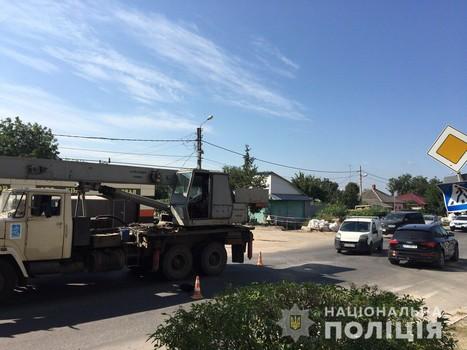 В Харькове мужчину забрали в больницу прямо с улицы