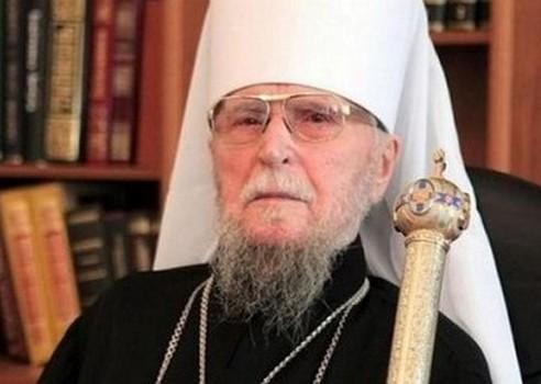 В Харькове сквер назовут в честь митрополита Никодима