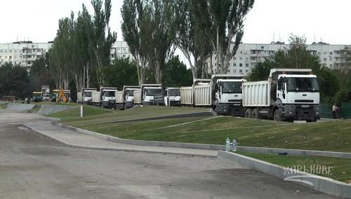 Осталось несколько дней до открытия. Что происходит в популярном месте отдыха харьковчан (фото)