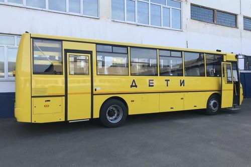 На Харьковщине чиновник угодил в скандал из-за школьного автобуса
