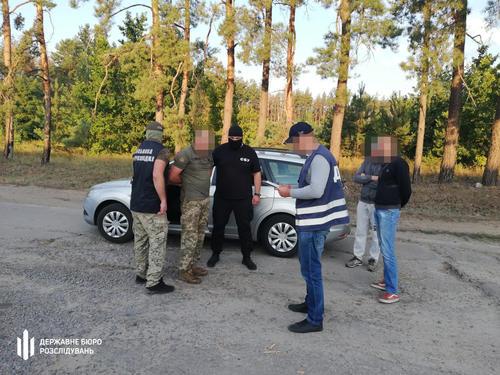 Военный из Харьковской области попал в скандал
