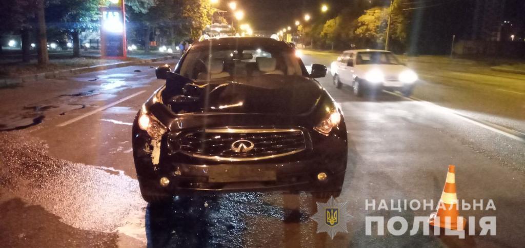 В Харькове погибла женщина