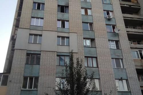 В харьковской многоэтажке обнаружили тело мужчины (фото)