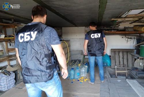 Харьковские заводы «помогали» изготавливать фальсификат (фото)
