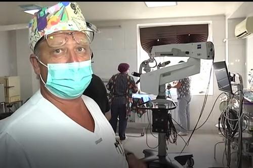 В Харькове провели уникальную операцию. У маленькой девочки появился шанс (фото)