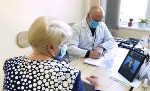 Новую услугу внедрили в харьковских поликлиниках