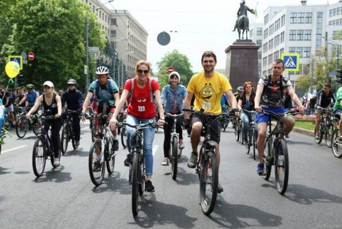 Харьковчанам предлагают пересесть на двухколёсный транспорт