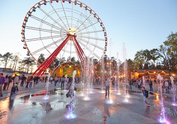 «Город-парк»: история одного из самых популярных мест отдыха в Харькове (видео)