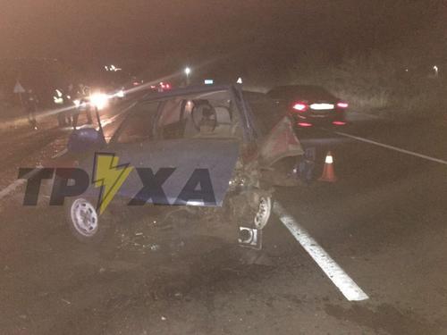 Серьезное ДТП на подъезде к Харькову: машины разбились вдребезги, есть погибшие и пострадавшие (фото)