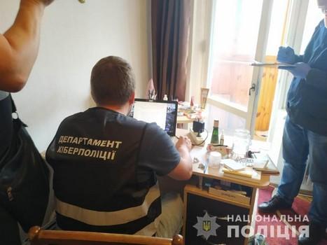 В Харькове мужчина пострадал из-за виртуальных денег (фото, видео)