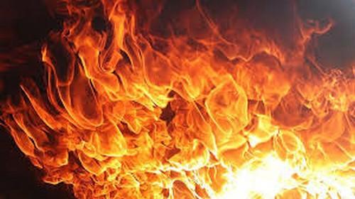 Харьковщина в огне. Пожар начал перекидываться на жилые дома