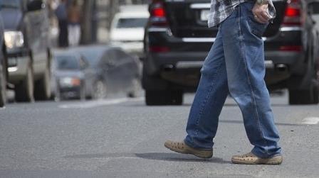 В Харькове оштрафованы сотни пешеходов