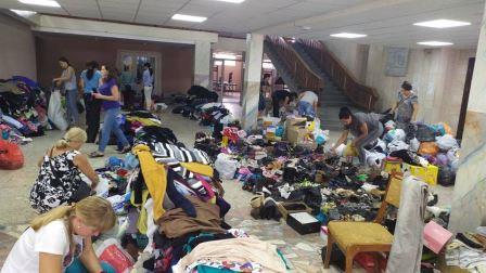Стоп помощь. Погорельцы на Харьковщине больше не хотят принимать гуманитарку