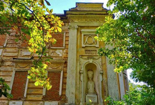 Харьковские культурные трагедии. Как разрушилась усадьба Шидловских (фото)