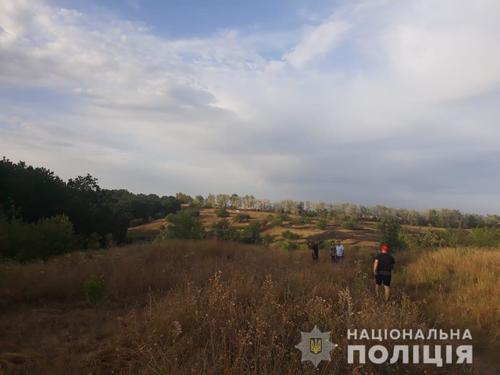 В Харьковской области пропавшего ребенка нашли в траве (фото)