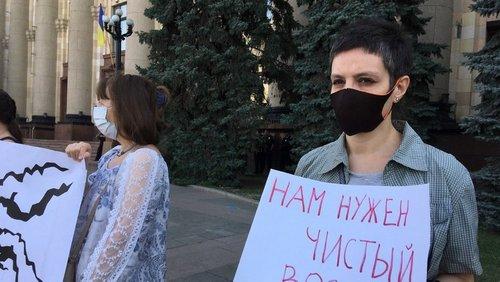 «Такой газовой атаки давно не видели». Харьковчан зовут на пикет