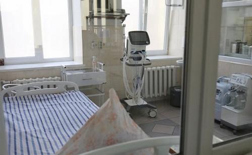 Дополнительные места для пациентов создадут в харьковских городских больницах