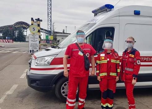 В Харьков привезли мужчину, который 13 лет провел на больничной койке