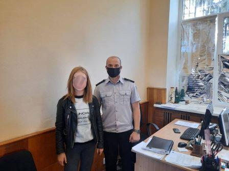 В Харькове девочку-подростка пришлось насильно отправить в больницу