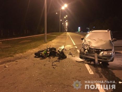 Смертельная авария в Харькове: появилась видеозапись столкновения
