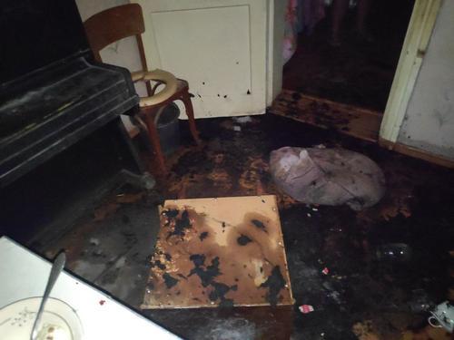 Под Харьковом неосторожный человек погиб в муках (фото)