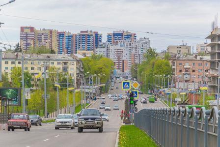 В центре Харькова надумали установить барьер