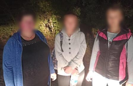 Пропавшую на Харьковщине девочку нашли у мужчины
