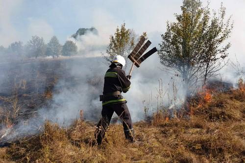 На Харьковщине банальная неосторожность стала причиной большой беды (фото)
