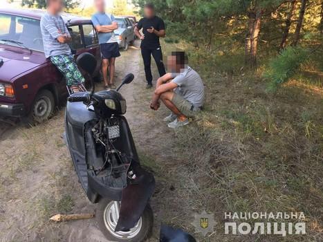 На Харьковщине парень попытался развлечься и угодил в неприятности