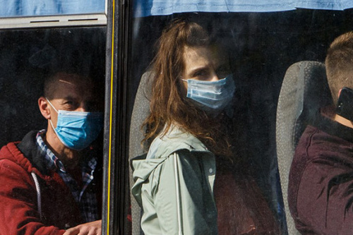 В «оранжевом» Харькове разрешено ослабить карантин