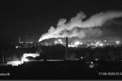 Серое плоское облако. В Харькове зафиксировали пятикратное превышение норм вредных выбросов