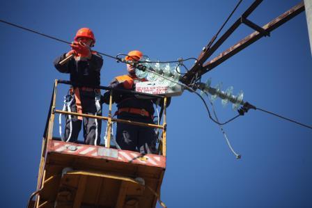 В Харькове и области продолжается процесс масштабной модернизации сферы электроснабжения (фото)