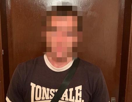 В Харькове молодой человек попал в неприятности из-за желания повеселиться