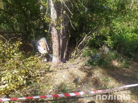 Смертельная авария произошла в Харьковской области (фото)