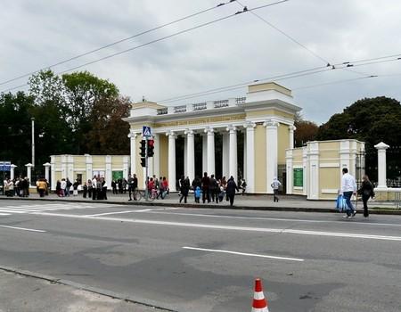 В центре Харькова на неделю перекрыли дорогу