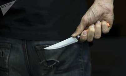 Мужчина с ножом ворвался в харьковский супермаркет
