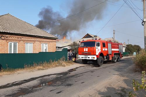 В Харьковской области авторемонт закончился крупными убытками (фото)