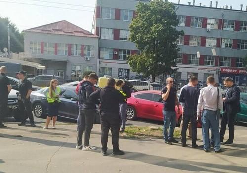 В центре Харькова подстрелили женщину. Рассказ свидетеля (видео)