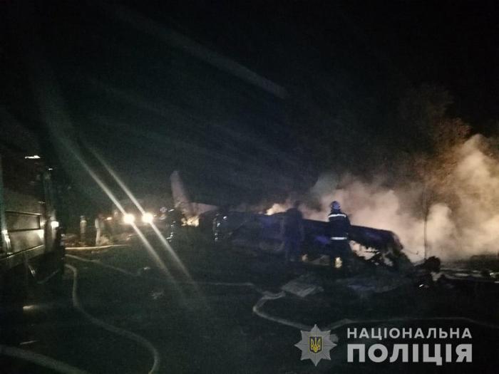 Президент Украины приедет в Харьков в связи с авиакатастрофой