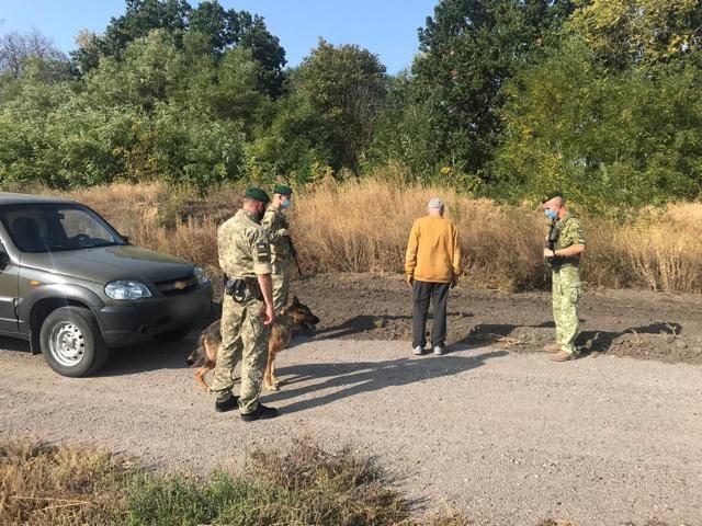 Мужчину не пустили к родственникам в Харьковскую область