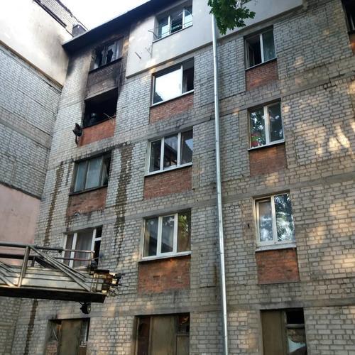 ЧП в Харькове: десятки людей вынуждены были покинуть свои дома, есть пострадавшие (фото)