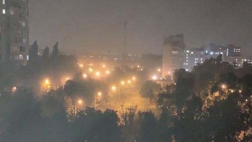 Харьков накрыло смогом: в чем причина