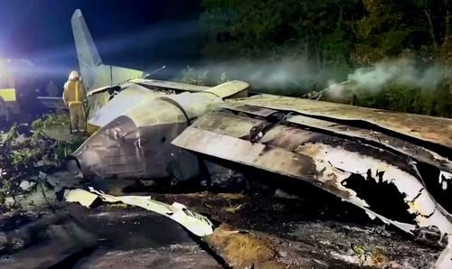 Авиакатастрофа на Харьковщине: выяснилось, когда дело передадут в суд