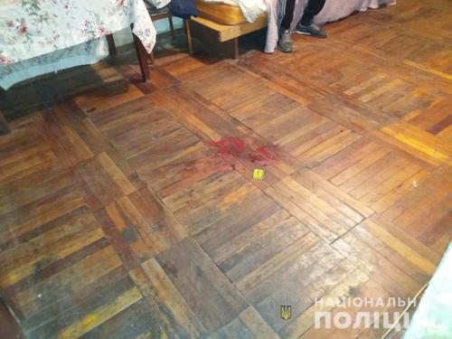 В Харькове подросток спас отчима от смерти (фото)